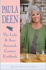 The Lady & Sons Savannah Country Cookbook by Deen, Paula