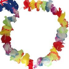 10pcs Hawaiian Party Flower Lei Leis For Hula Costume Dress 95cm CHULA1115x10
