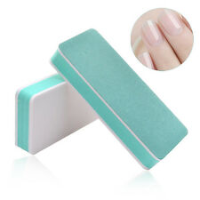 10Pcs Buffer For Nail Care 2 Ways Buffing Polishing Block Nail Art Manicure