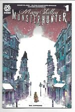 Aftershock MARY SHELLY MONSTER HUNTER #1 first printing