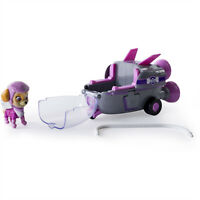 Paw Patrol Skye's Rocket Ship Vehicle And Dog Figure Children Kids Toy Gift Idea