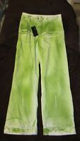 BRAND NEW Energie Gold Big Burke trousers pants Made in Italy FAST SHIPPING