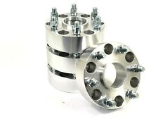 4 Pc Expedition Hub Centric Wheel Spacers Adapters 1.50 Inch # AP 6135CHC1415