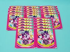 Panini My little Pony Schule der Freundschaft Sticker 25 Tüten / 125 Sticker