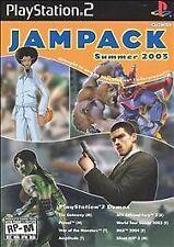 PlayStation 2 Underground Jampack Summer 2003 PS2 game