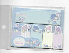 Sanrio Tuxedo Sam Sticky Notes Page Marker Tabs