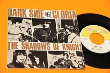 """THE SHADOWS OF KNIGHT 7"""" DARK SIDE ORIG ITALY 1966 TOP RARE PSYCH !!!!!!!!!!!"""