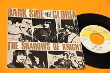 "THE SHADOWS OF KNIGHT 7"" DARK SIDE ORIG ITALIE 1966 TOP RARE PSYCH"