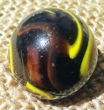 """7/8"""" Rare Vacor Zulu/ Twitter Marble In Beautiful Mint Condition Check Photos."""