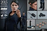 Toy sapiens Limited Hot Toys Avengers Age of Ultron Maria Hill 1/6 Action Figure