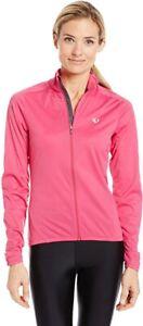 Pearl Izumi Women's ELITE Aero Cycling Running Jacket - Berry