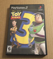 Disney Pixar Toy Story 3 (PlayStation 2, 2010) Not For Resale Complete CIB Rare