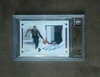 2016 National Treasures Collegiate Kris Dunn RC Colossal Auto /25 BGS 9.5/9 Auto