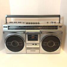 Vintage Sanyo M9935K AM/FM/Shortwave/Cassette Boombox Radio