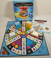 Trivial Pursuit Family Edition Age 8+ For 2-6 Players Hasbro New - Unused