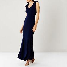 Coast Ray Jersey Bridesmaid Dress Navy Size UK 12 rrp £119 DH079 LL 05