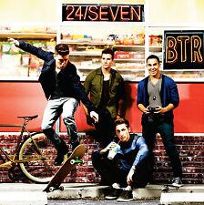 Big Time Rush - 24/Seven ( CD - Album - Deluxe Edition - 15 Tracks )