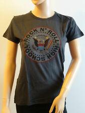 Brand New Women's Ramones Rock 'n' Roll Grey Rock T Shirt