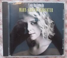 CD Mary-Chapin Carpenter - Come on Come on (Sony 1992)