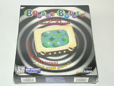 BUBBLE BOBBLE + Rainbow Islands new factory sealed big box PC game