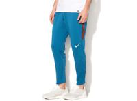 Nike CR7 Ronaldo Trocken Truppe Herren Fußball Trainingshose Jogginghose Blau M