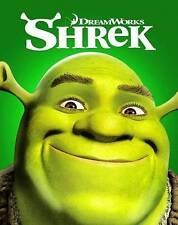 Shrek (Blu-ray BLU RAY ONLY) DISC IS MINT