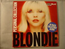 Blondie - Personal collection - Promo CD