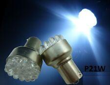 2 AMPOULE DE MARCHE ARRIERE A 19 LED BLANC XENON RENAULT CLIO 1 ET 2