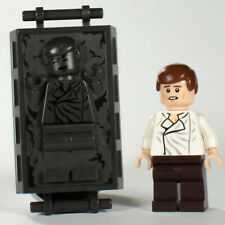 Star Wars None LEGO Minifigures EBay - 25 2 lego star wars minifigures han solo han in carbonite blaster