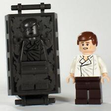 Star Wars None LEGO Minifigures EBay - 25 2 lego star wars minifigures han solo han in carbonite blaster