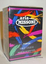 MISSONI ARIA WOMEN PERFUME 15 ML SPLASH .5 FL OZ PURE PARFUM EXTRACT DAB ON NIB