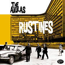 CD - The Akulas, Rustines, CD, belgium, import, ltd 300 copies, surf music