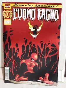Uomo Ragno 300 Numero 28 Speciale Rosso Carnage Marvel Italia Panini Comics 2002
