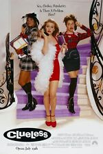 Clueless - Style A1 Movie Poster - 24x36