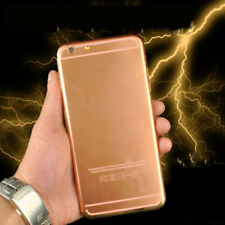 Fake iphone 6s plus electric people prank toys kids horror electric shock phone