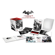 Batman: Arkham City, Collectors Edition, incl. personnage, xbox 360, nouveau & OVP