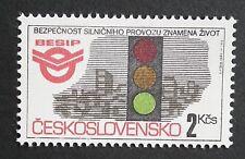 Czechoslovakia (1992) Traffic Safety / Motoring  - Mint (MNH)