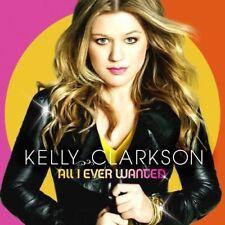 CDs de música rock Kelly Clarkson