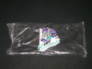 "Vintage Kentucky Thoroughblades Black Sports Duffel Bag Hockey Rare 20"" NOS NEW"