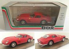 BOX MODEL 8416 - Ferrari 275 GTB/4 - 1:43