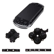 Control Left Right Home Start Keypad Set Buttons Kit Replacement for PSP3000 New