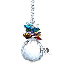 40mm Crystal Ball Prism Window Decor Rainbow Maker Chandelier Part Ornament Gift