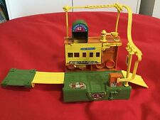 Vintage Teenage Mutant Ninja Turtles (TMNT) Mini Mutants Sewer Wars Battle Set