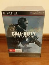 Call of Duty: Ghosts Hardened Edition (PS3, 2013)
