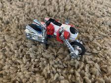 Go Bots - Cy Kill Figure (Tonka, 1985) Both Wheels, Missing Motor