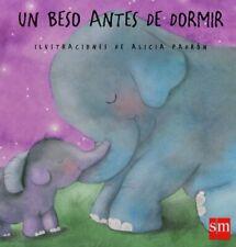 Un beso antes de dormir (Libros de cartón)