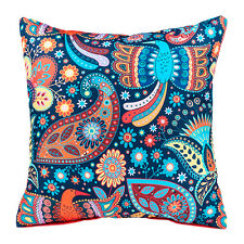 """Chennai Ethnic 24"""" / 60cm Large Outdoor Water Resistant Scatter Cushion Garden"""