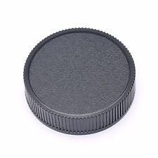 New Rear Lens Cap Cover Protector for Leica R lens black