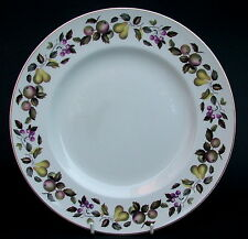 Vintage 1960's Midwinter Evesham Pattern Large Size Dinner Plates 26cm - in VGC
