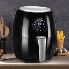 1350W 4QT Electric Deep Digital Air Fryer LCD Display Timer Temperature Control